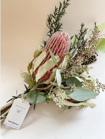 Dried Flowers from the Quiet Botanist:  Perfect gift for best firends.