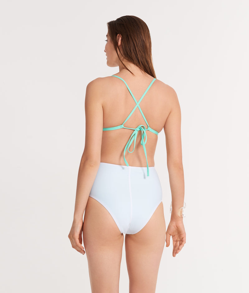 The Reversible High Waist Bottom