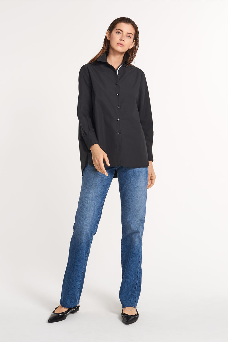 The Poplin Button Down Shirt