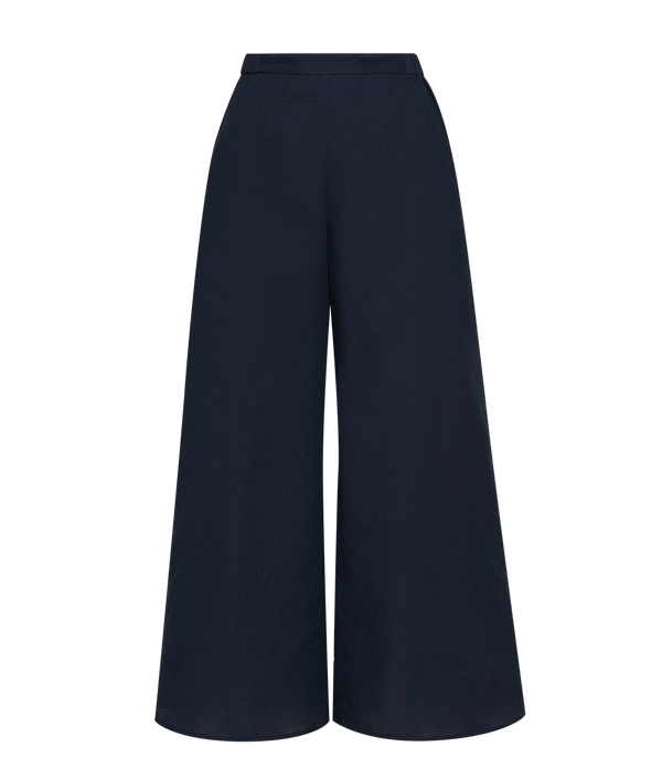 The Gauze Wide Leg Pant