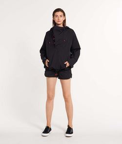 The Anorak Jacket Black