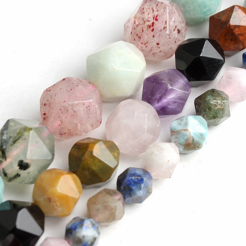 Natural Mixed Stone Beads For Jewelry Making - Positively Souled