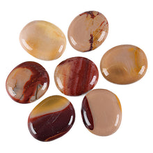Load image into Gallery viewer, 7pcs Hot Massage Palm Stones - Positively Souled