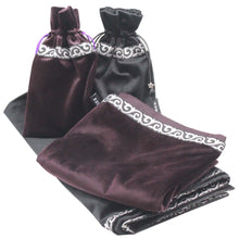 Load image into Gallery viewer, Altar Tarot Tablecloth With Bag - Positively Souled