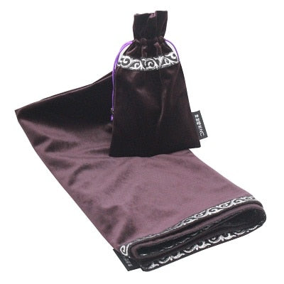 Altar Tarot Tablecloth With Bag - Positively Souled
