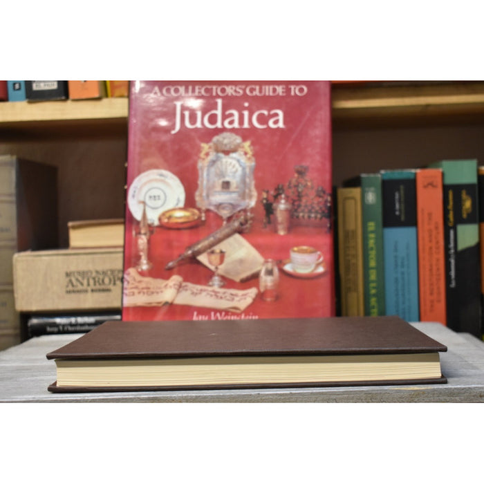 A collector's guide to Judaica - Weinstein [coyote]