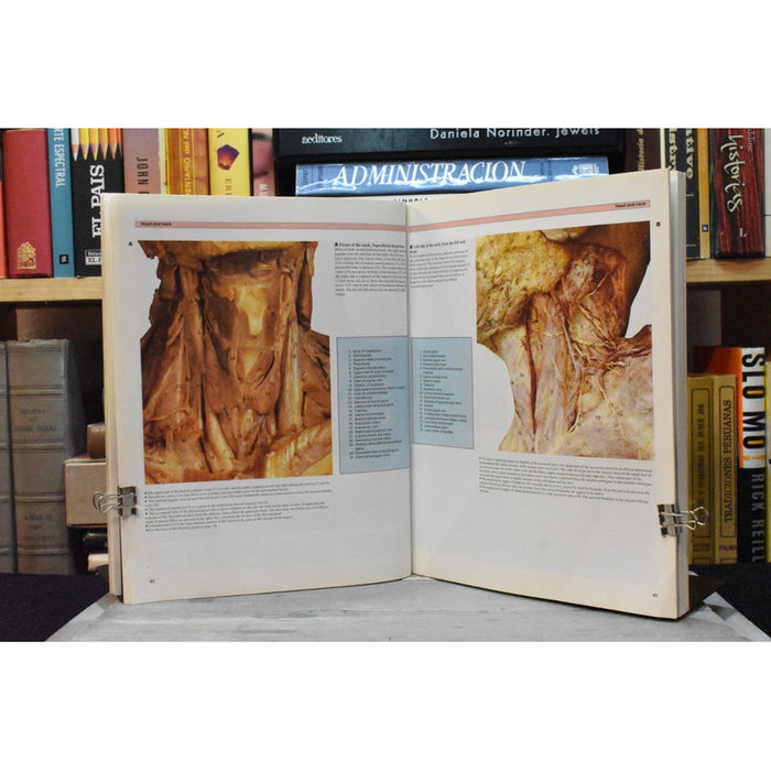Color Atlas of Human Anatomy - McMinn [coyote]