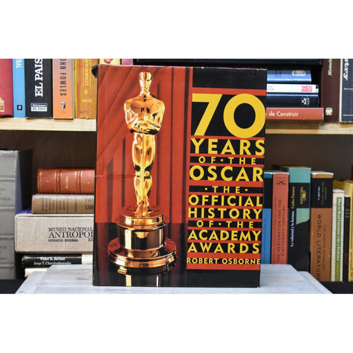 70 Years of the Oscar - Osborne [coyote]
