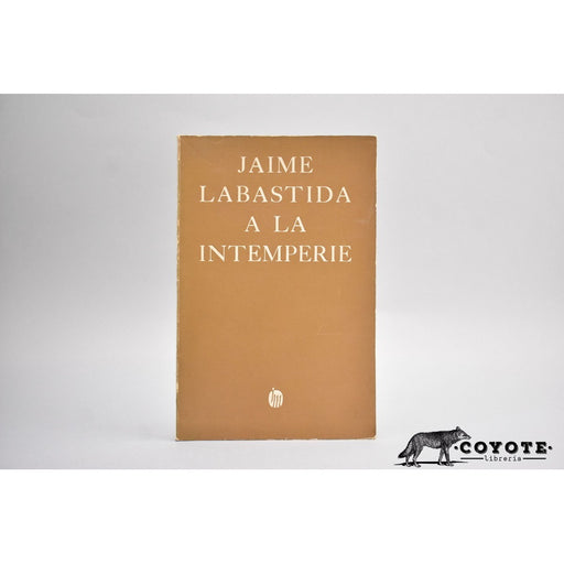 A la intemperie - Labastida [coyote]
