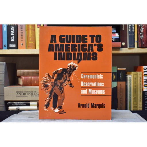 A Guide to America's Indians - Marquis [coyote]