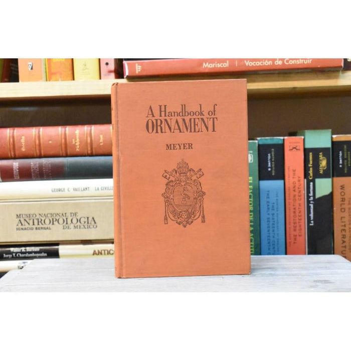 A Handbook of Ornament - Meyer [coyote]