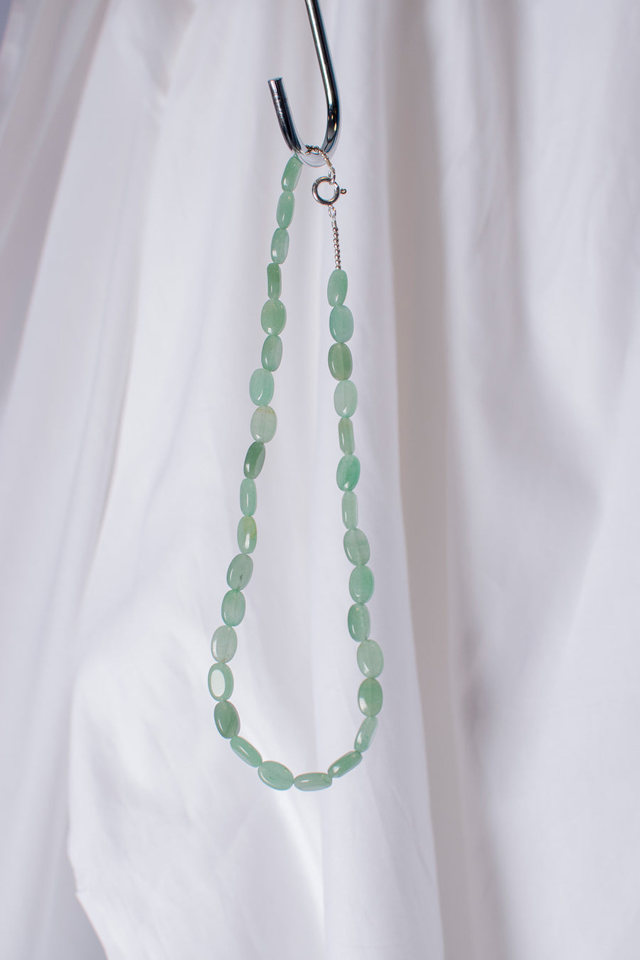 Green Grape Necklace