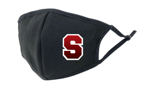 Open image in slideshow, Syosset High School Face Masks PTSA - Custom Face Masks - S Logo or Seniors