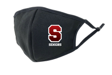 Load image into Gallery viewer, Syosset High School Face Masks PTSA - Custom Face Masks - S Logo or Seniors