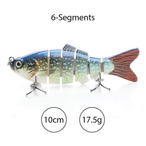 Fishing Lures Jointed