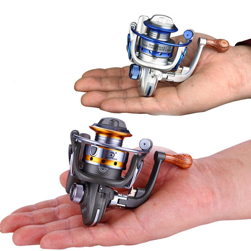 Fishing Reel Spinning (Mini Type)