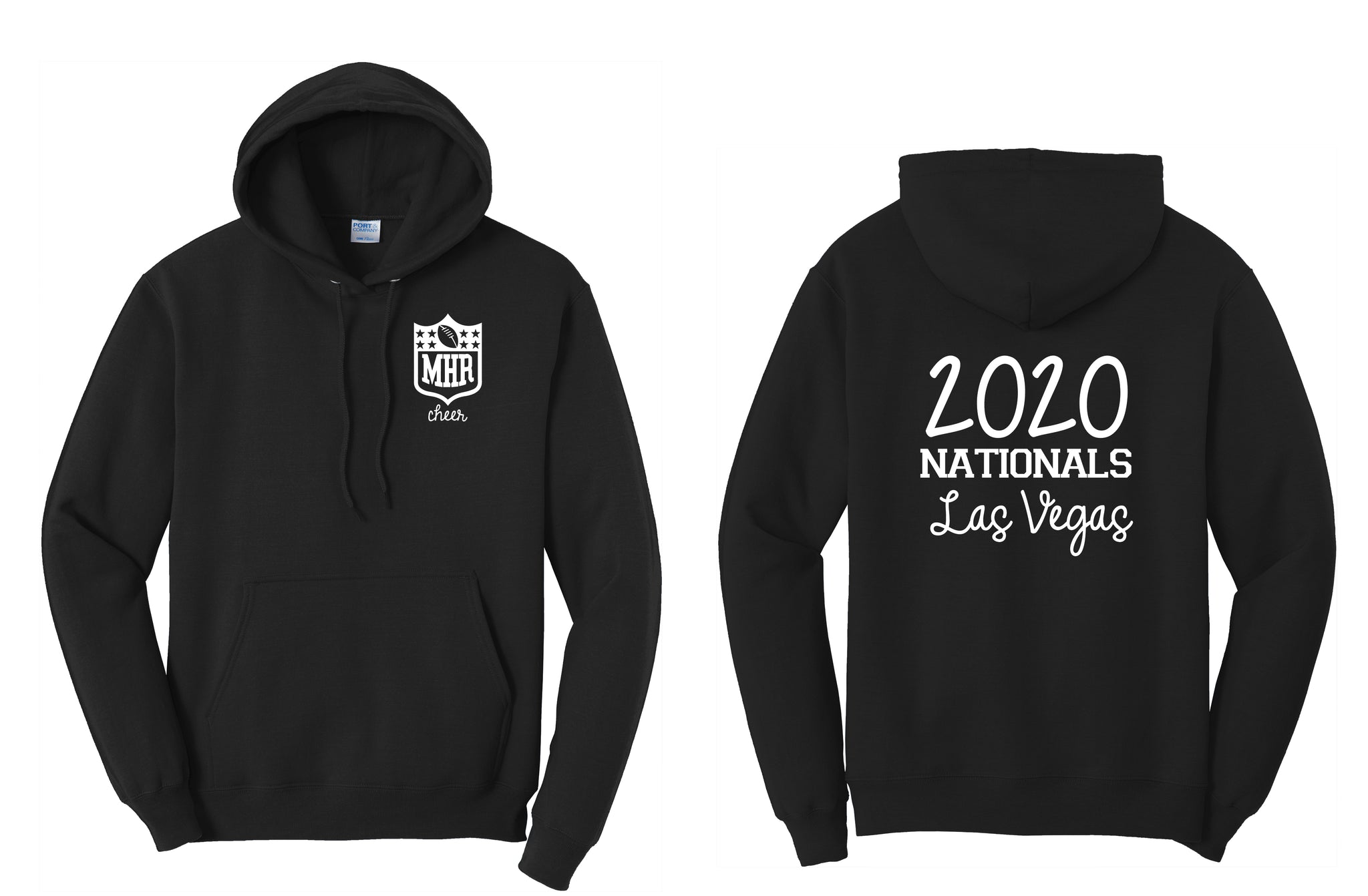 MHR Cheer Nationals Hoodie