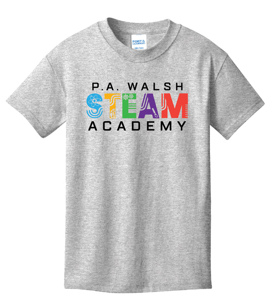 PA Walsh STEAM