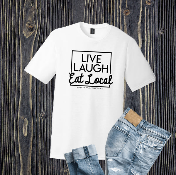 Live Laugh Eat Local