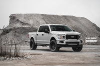 Ford F150  Lifted  Velgen Forged Truck Series VFT9  Satin Black 20x10 Whipple Super Charger  built by DDR