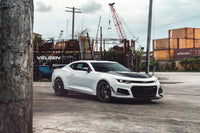 Chevy Camaro ZL1 1LE   Velgen Light Weight Series Vf5 Gloss Black Sparkle  20x10/ 20x11