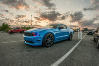 KRISTA'S GRABBER BLUE ON VELGEN WHEELS VMB8