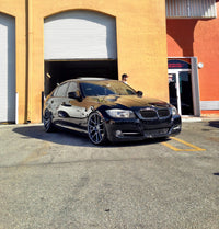 BMW E90 on VMB5 Matte Gunmetal