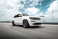 SRT Jeep Meets Velgen Forged VFDB7's