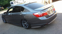 2013 Honda Accord with Ksport Air Suspension and Velgen Wheels