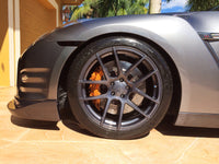 Nissan GTR VMB5 20x9 & 20x10.5 // Custom Powder Coated