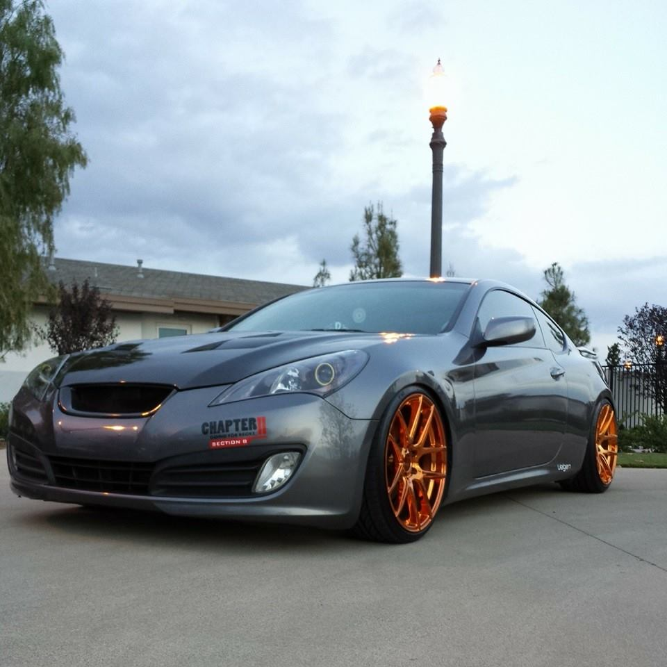 Chapter11 Hyundai Gen Coupe
