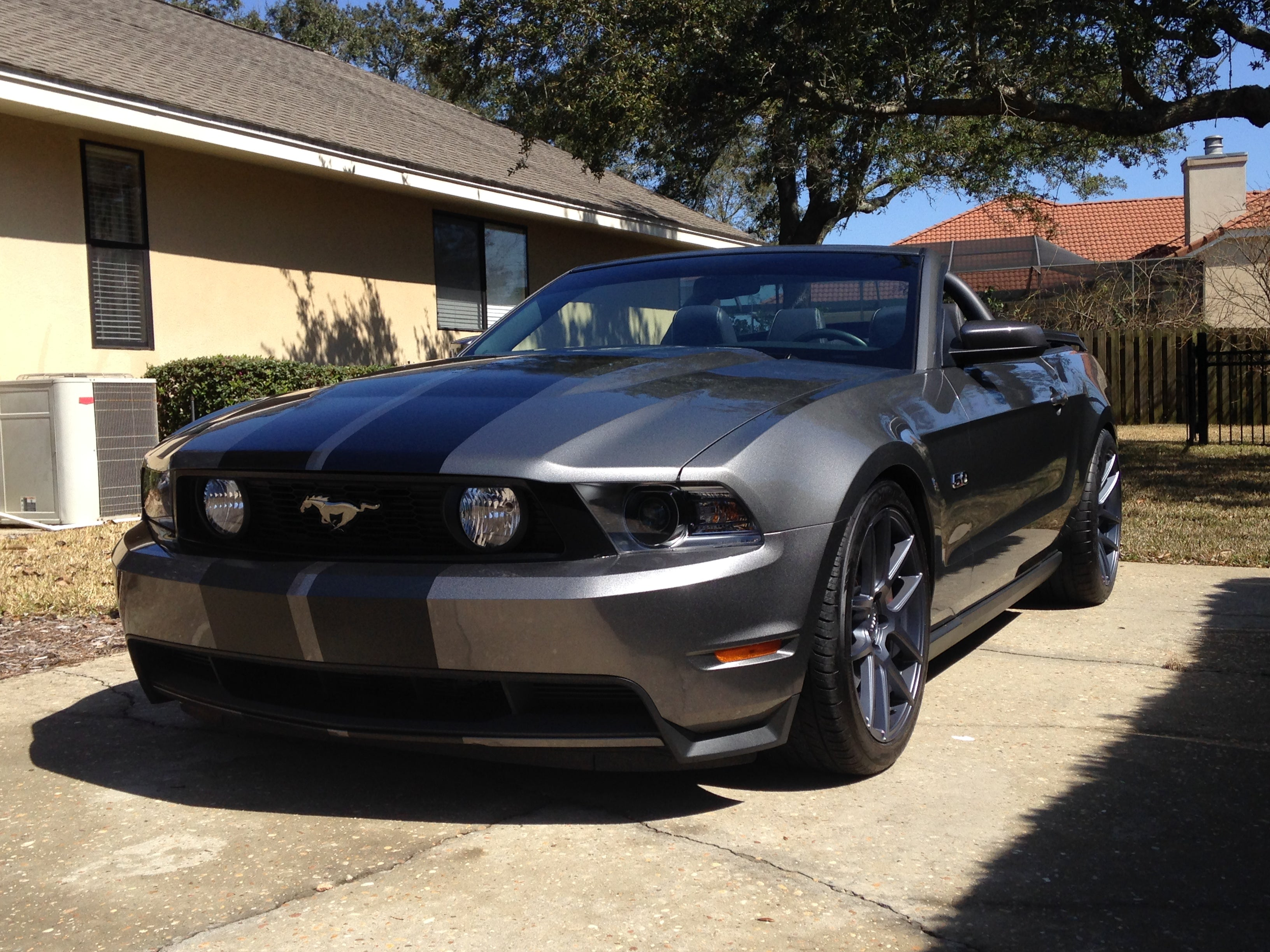 2-Ford Mustang 5.0