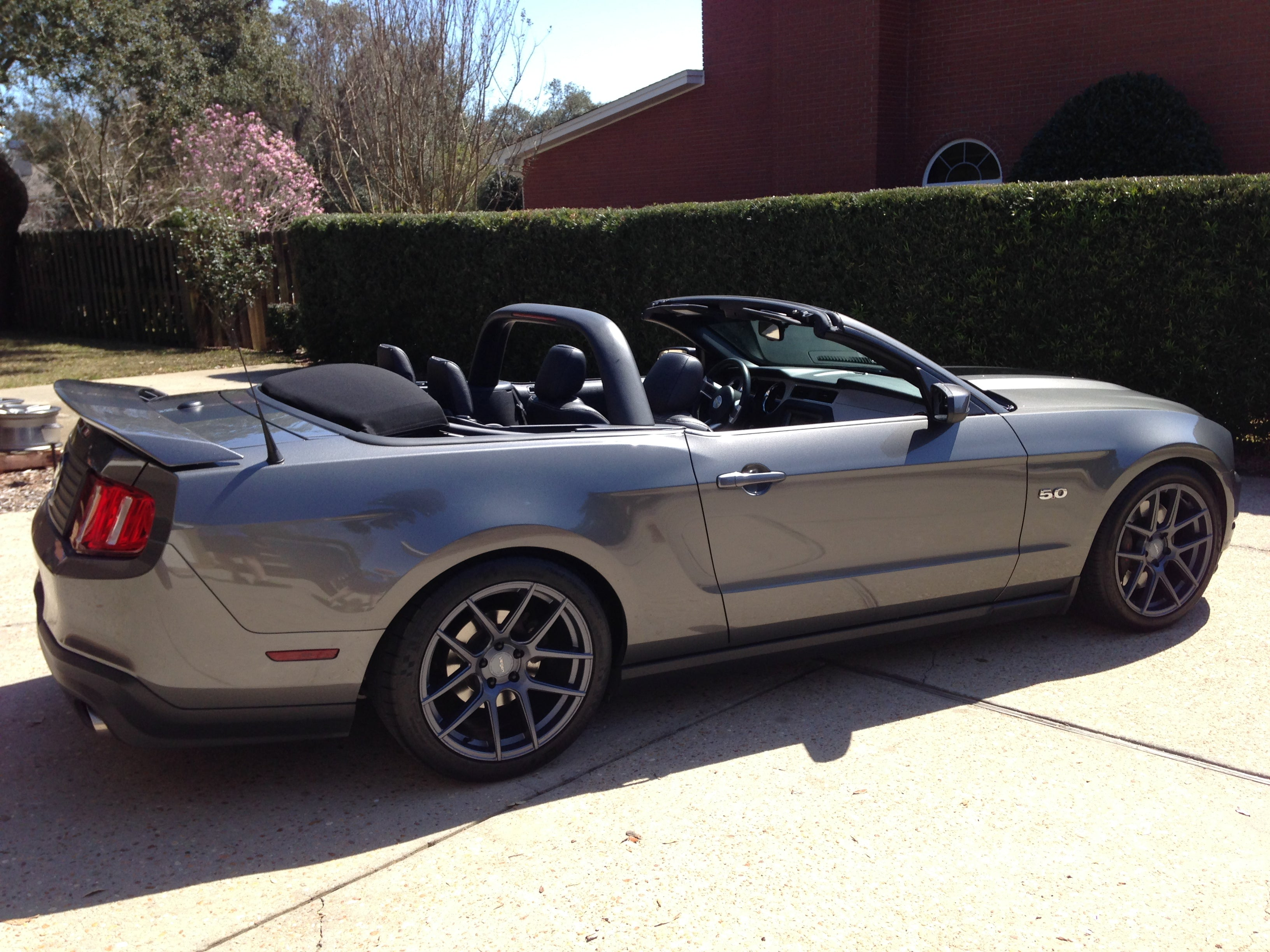 4--Ford Mustang 5.0 Vert
