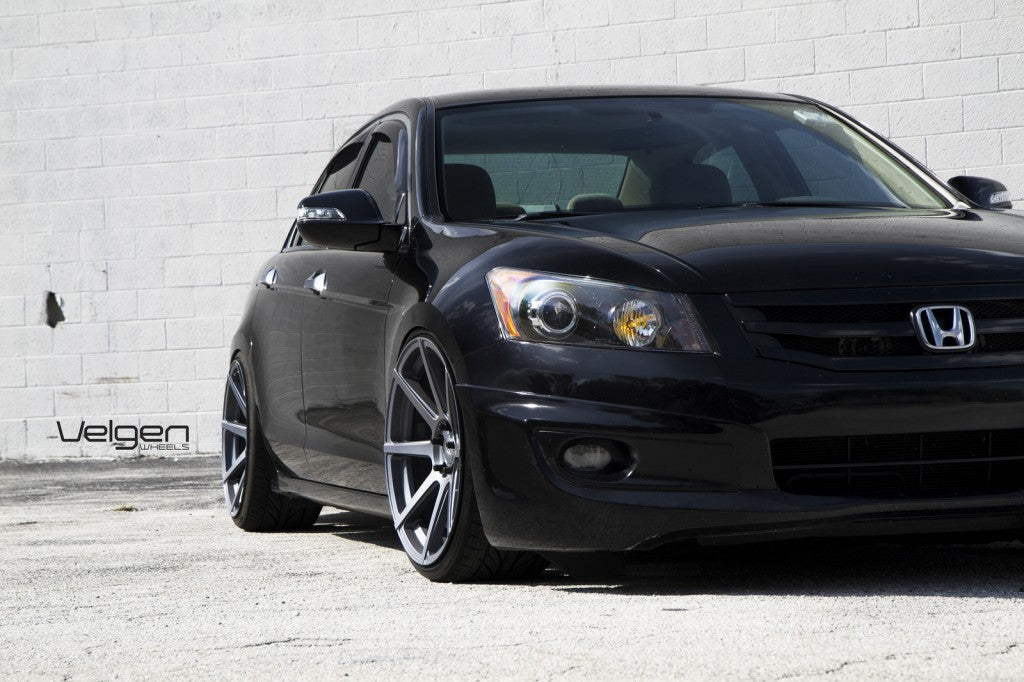 Honda ACCORD SEDAN VELGEN VMB8 // Matte Gunmetal // 20×10.5