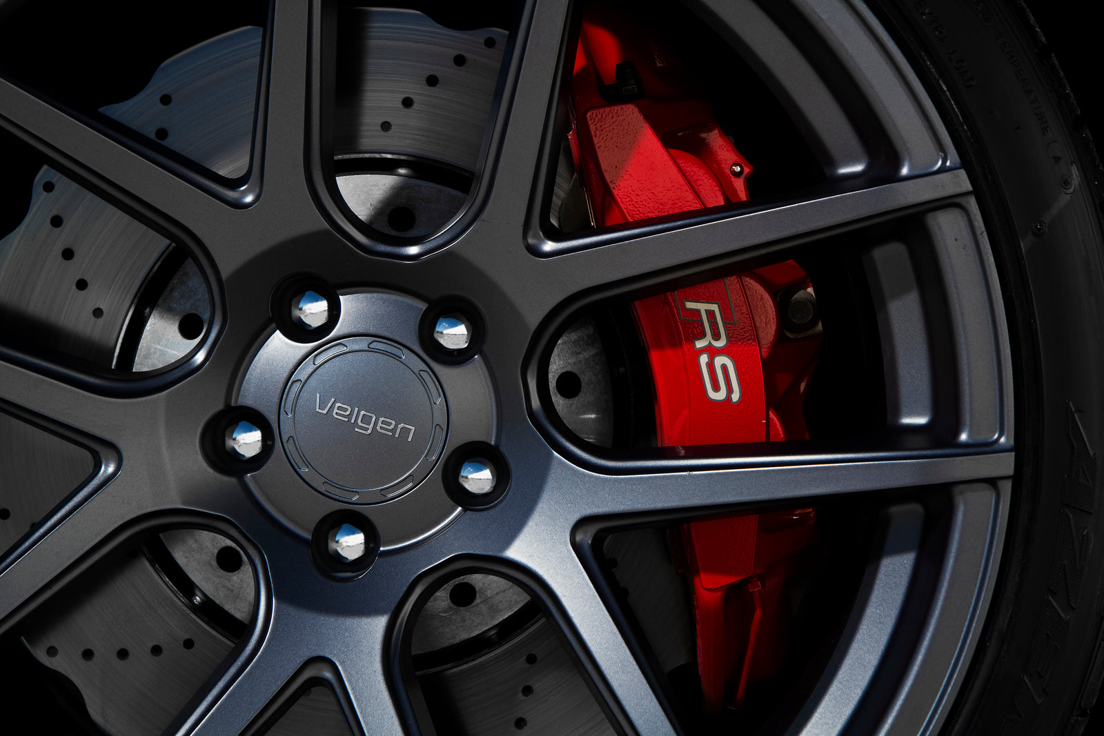 Audi RS7-1piece wheels