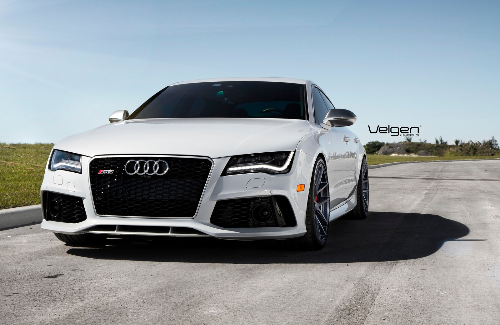 Audi RS7-Wheels Concave