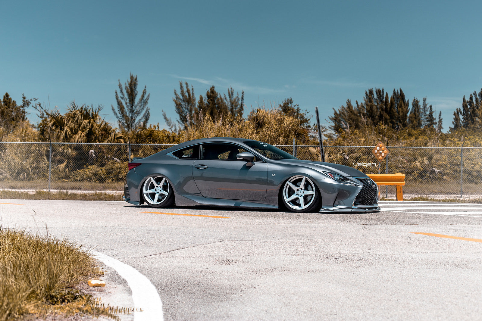 Bagged RC350 Classic5 - 2