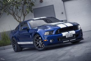Ford Mustang GT500 Kuwait2