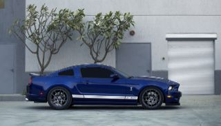 Ford Mustang GT500 Kuwait3