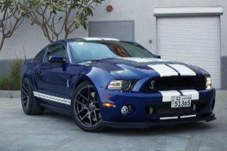 Ford Mustang GT500 Kuwait4