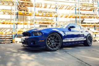 Ford Mustang GT500 Kuwait5