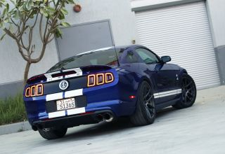 Ford Mustang gt500 Kuwait6