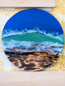 Ocean wall decor Made to Order