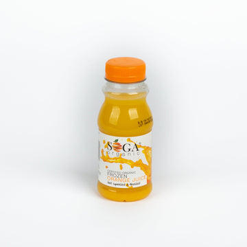 Soga Organic Orange Juice - 250ml