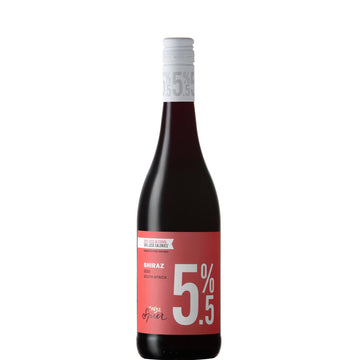 Spier 5.5% Shiraz 2020 | Low Alcohol Wine