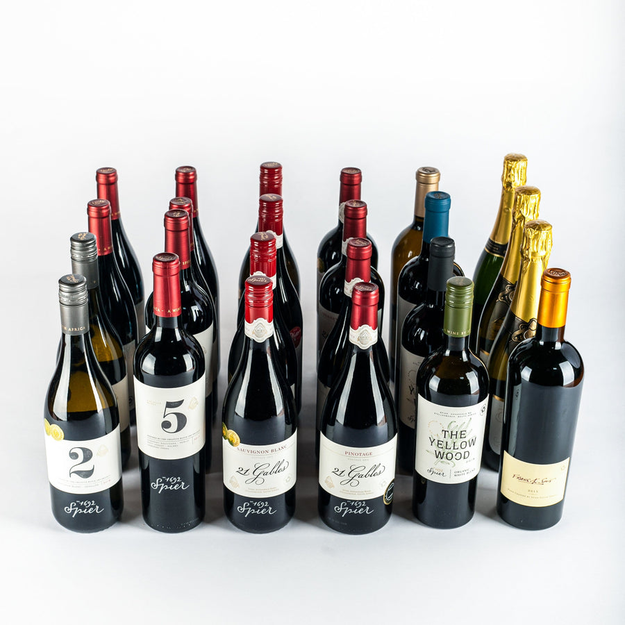 Spier wine Collectors Selection
