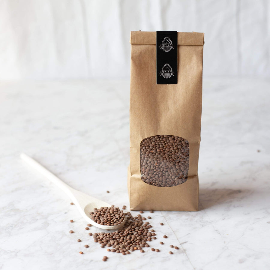 Spier Farm Cafe Brown Lentils - 500g