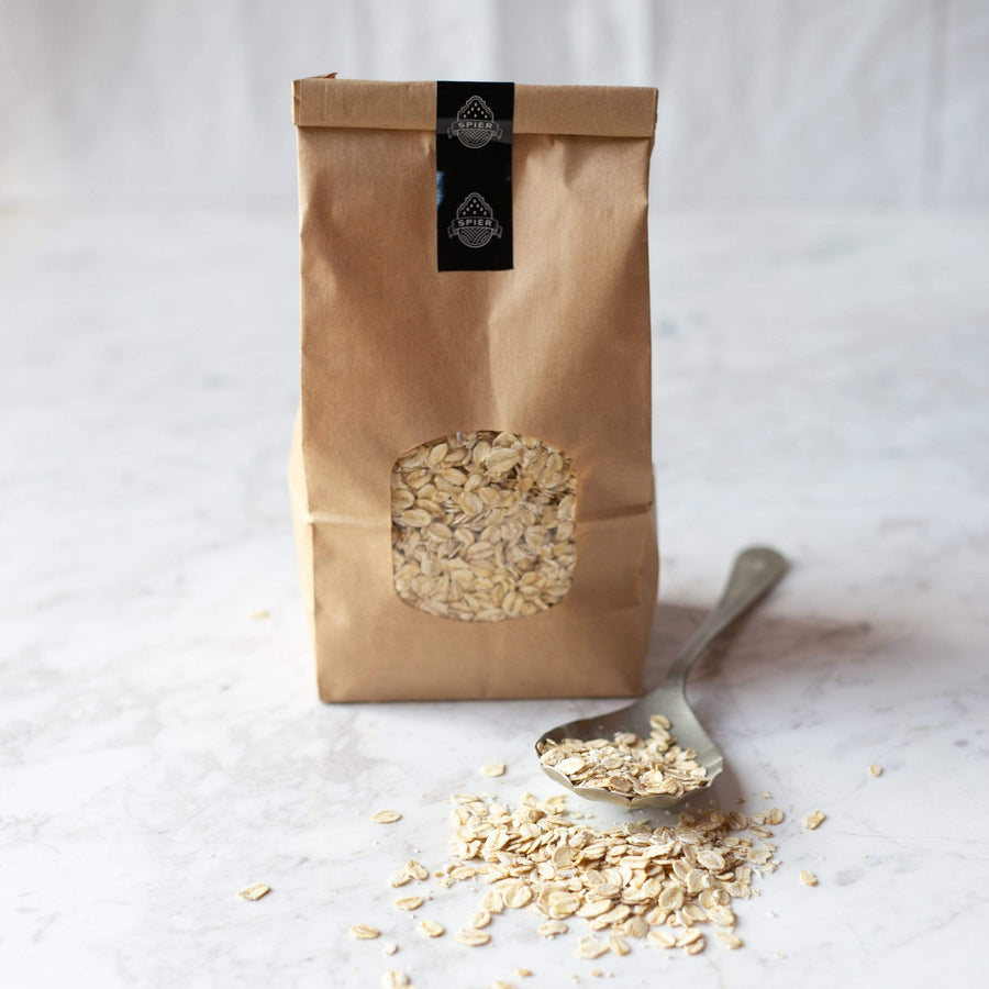 Spier Farm Cafe Organic Rolled Oats - 500g