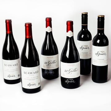spier pinotage pack