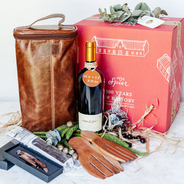 THE CONNOISSEUR'S GIFT PACK
